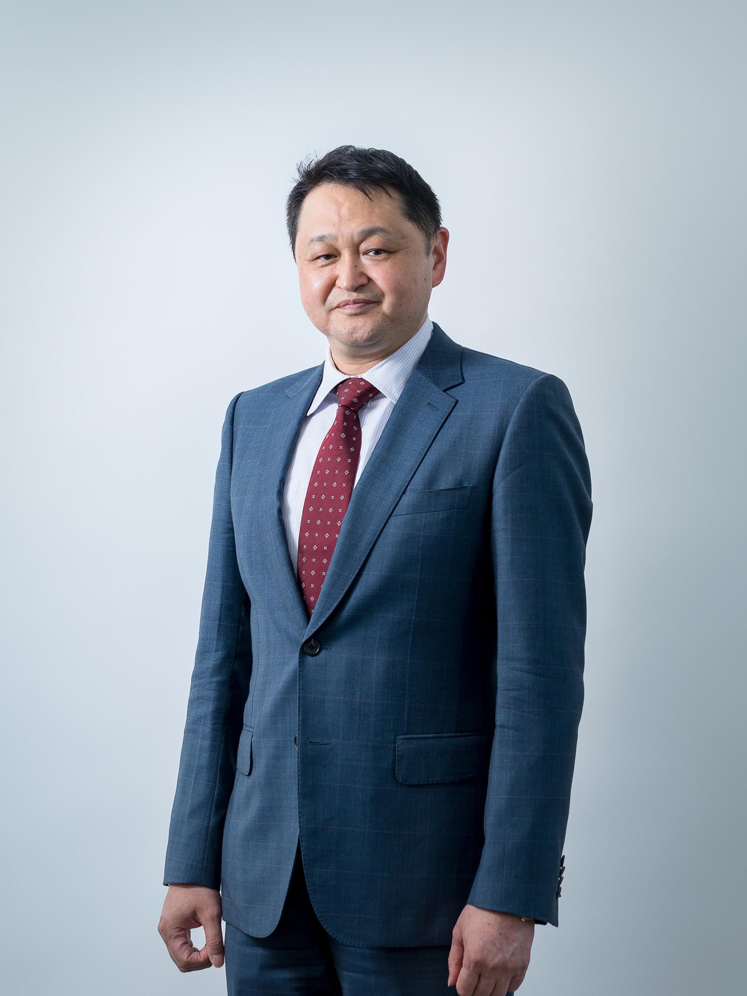 代表取締役社長 瀧澤 聡